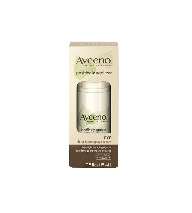 Aveeno Active Naturals Positively Ageless Firming Eye Cream
