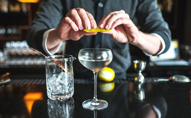 10 Classic Cocktail Terms Everyone Should Know