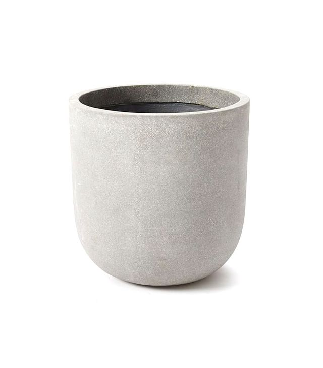 West Elm Radius Planter
