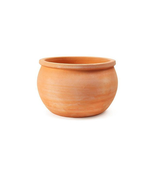 One Kings Lane Outdoor Terracotta Planter