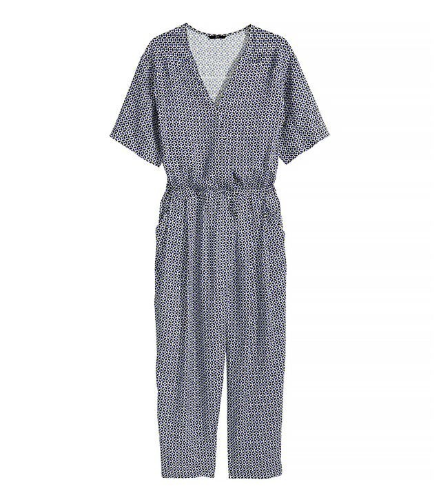 H&M Patterned Jumpsuit