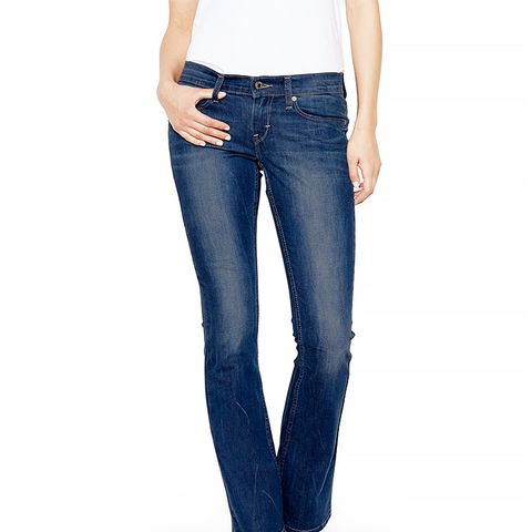 524 Boot Cut Jeans