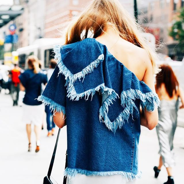 The Top 6 Ways to Wear Denim This Summer