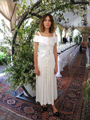 What Alexa Chung, Hanneli Mustaparta, & More Wore to the Piaget Lunch
