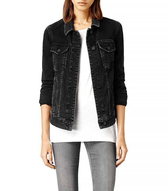AllSaints Drop Denim jacket
