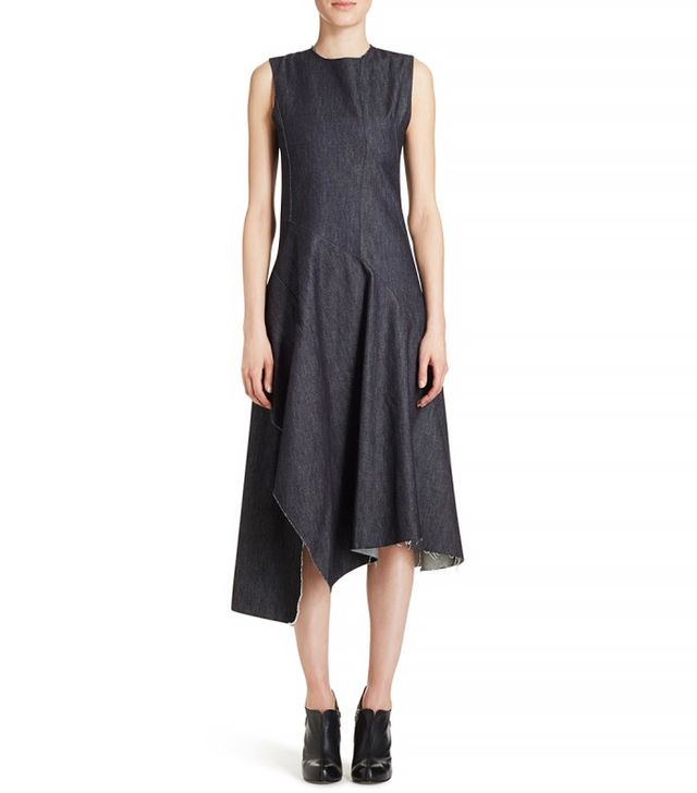 Marni Denim Twill Dress
