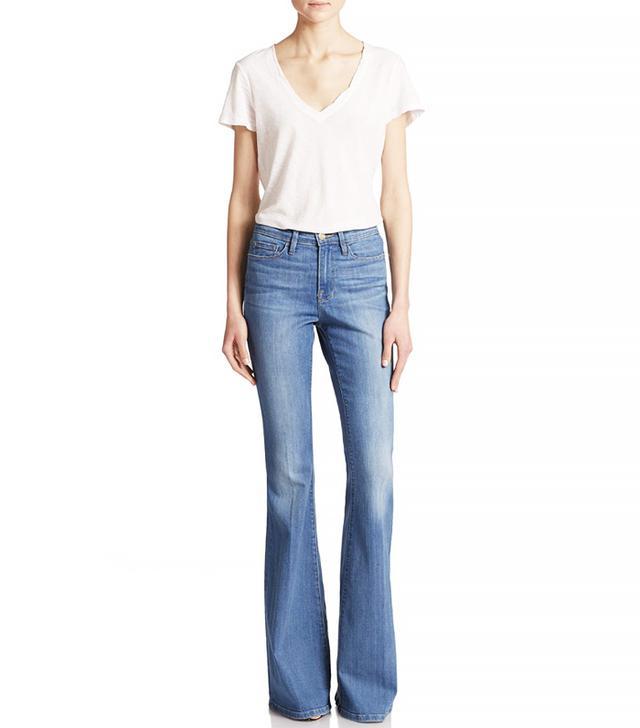 Frame Denim Le Forever Karlie Flare Jeans