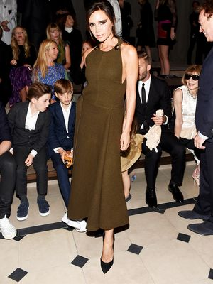 Big Changes Ahead for Victoria Beckham's Line
