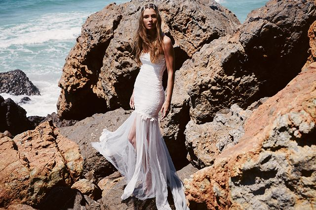 Grace Loves Lace x Free People Dion Maxi