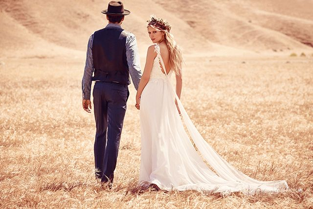 Grace Loves Lace x Free People Vida Gown