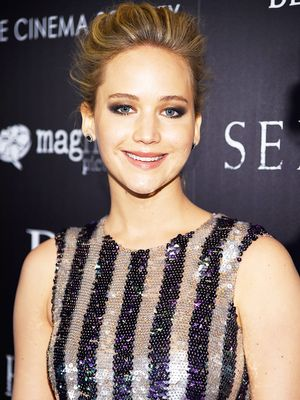 The Under-$50 Banana Republic Staple Jennifer Lawrence Loves