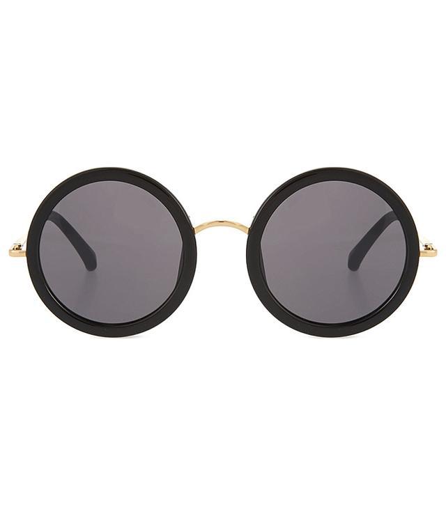 Linda Farrow x The Row Oversized Sunglasses