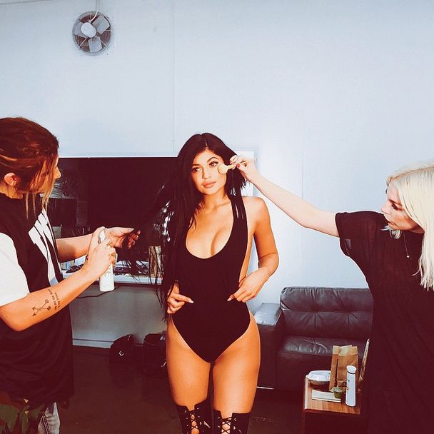 Must-See: Kylie Jenner's Body-Positive Instagram Post