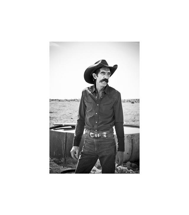 Rick Rodney Marfa Cowboy