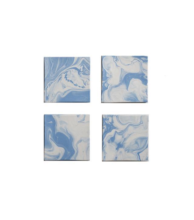 Haand Ceramics Cloudware Coasters