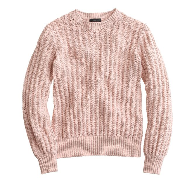 Ryan Roche for J.Crew Ribbed Sweater