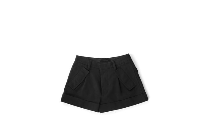 Valentino Cash & Rocket Cotton Shorts