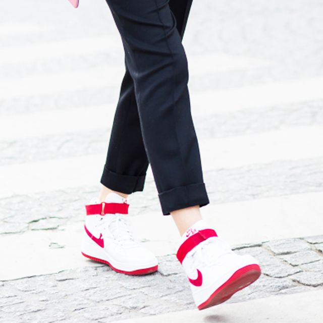 Nike Launches the Fashion Girl's Athletic Sneaker