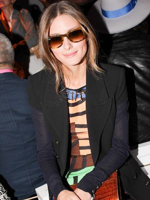 Olivia Palermo's Tip to Avoid Blisters This Summer