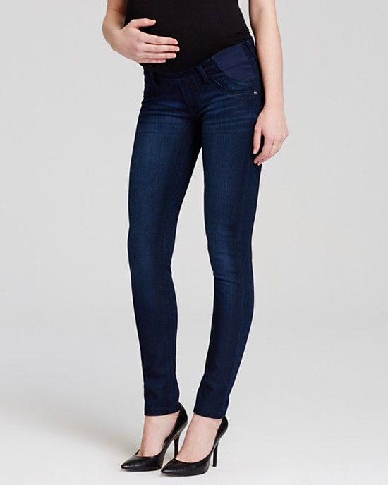 DL1961 Amanda Skinny Maternity Jeans in Wooster