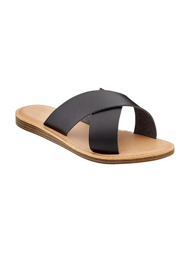 Old Navy Cross-Strap Sandals