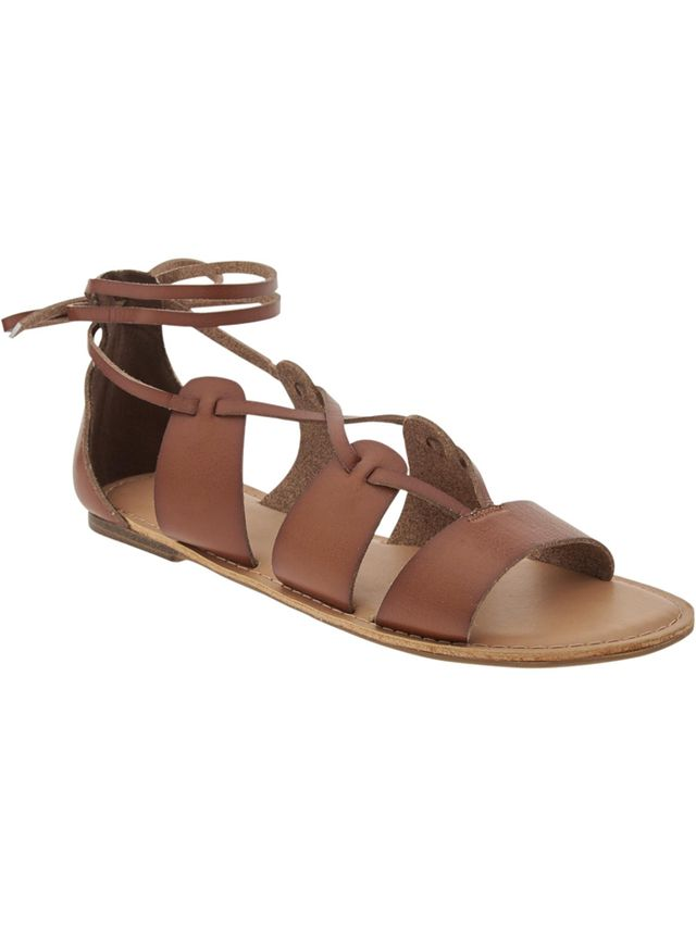 Old Navy Lace-Up Sandals