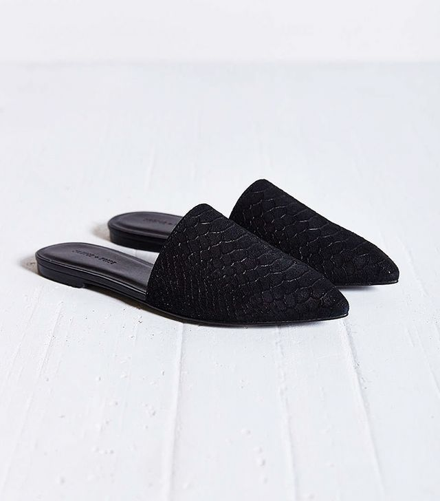 Silence + Noise Pointy Toe Slides