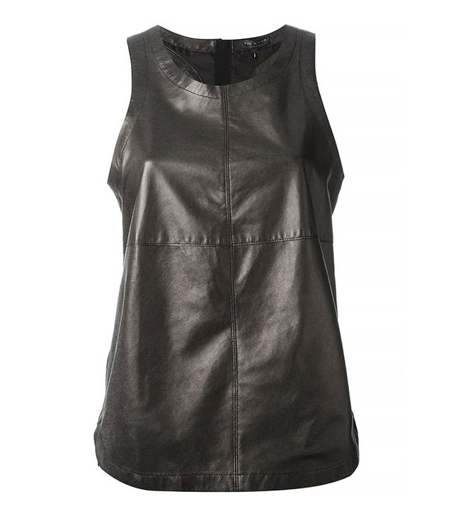 Rag & Bone Leather Tank Top