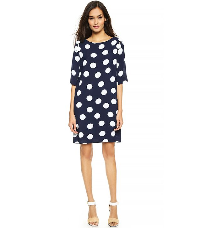 See by Chloé Polka Dot Dress