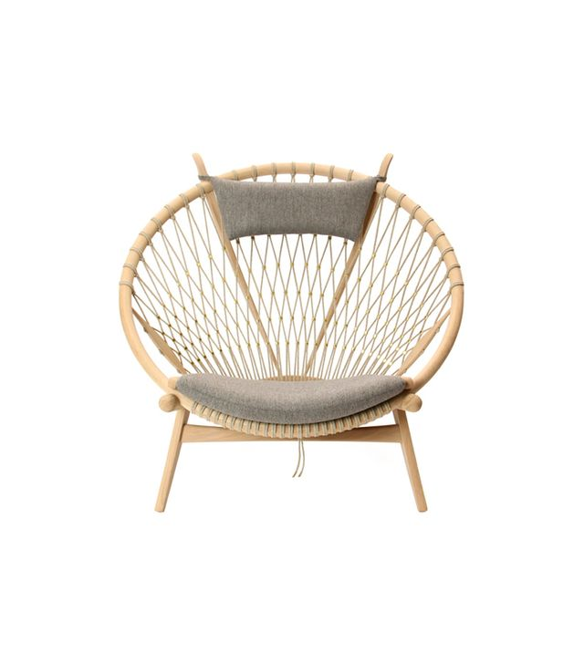 Wyeth Circle Chair by Hans J. Wegner
