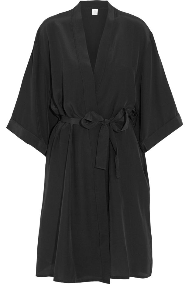 Mimi Holiday by Damaris Silk Crepe de Chine Robe