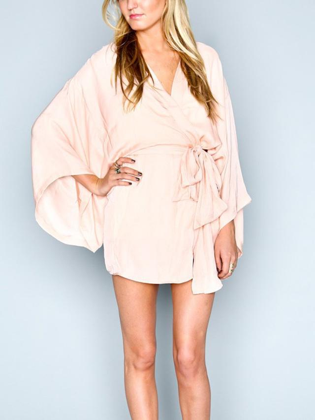 Show Me Your Mumu Texas Kimono