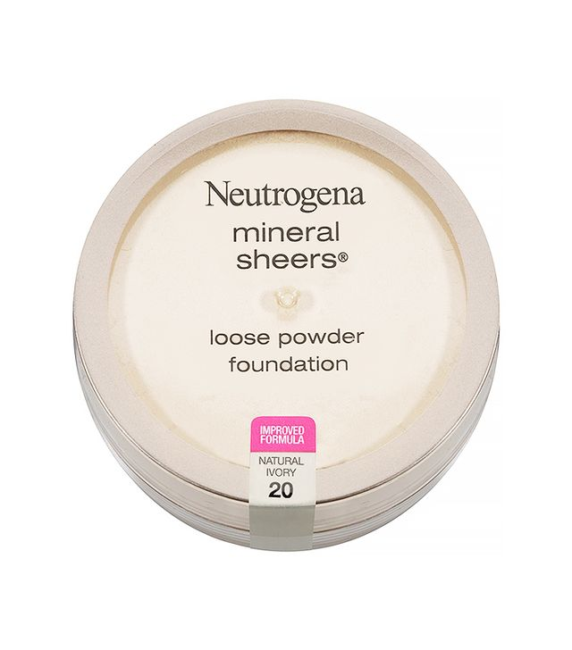Neutrogena Mineral Sheers Loose Foundation