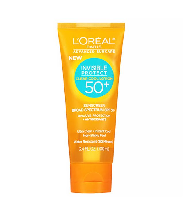 L'Oréal Paris Advanced Suncare Invisible Protect Clear Cool Down Lotion SPF 50+