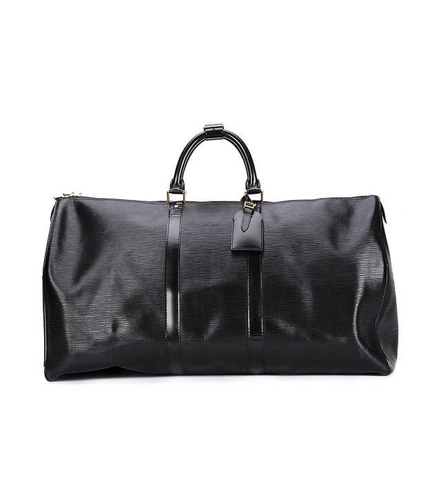 Louis Vuitton Vintage Weekender Bag