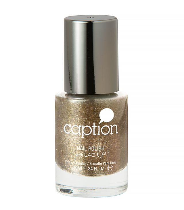 Caption Nail Polish in This Old Thing?