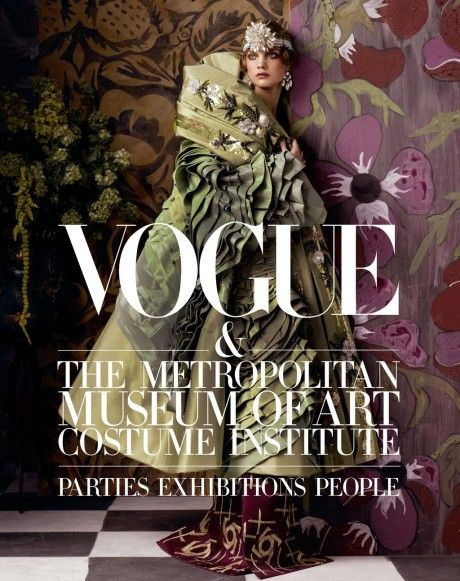 Hamish Bowles Vogue and The Metropolitan Museum of Art Costume Institute: Parties, Exhibitions, People