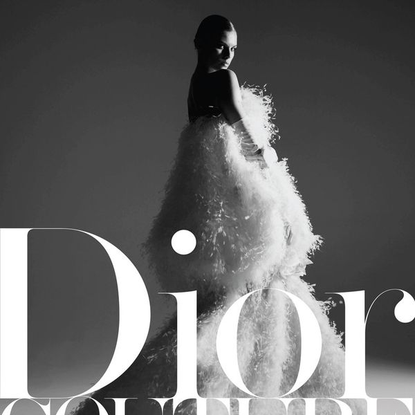 Ingrid Sischy Dior Couture