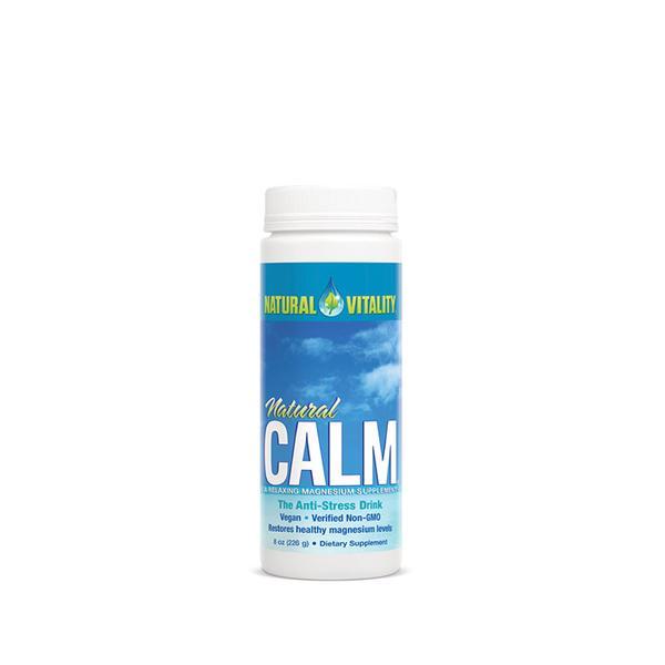 Natural Vitality Natural Calm Original (Unflavored)