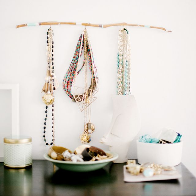 20 Creative Ways to Store Your Jewelry