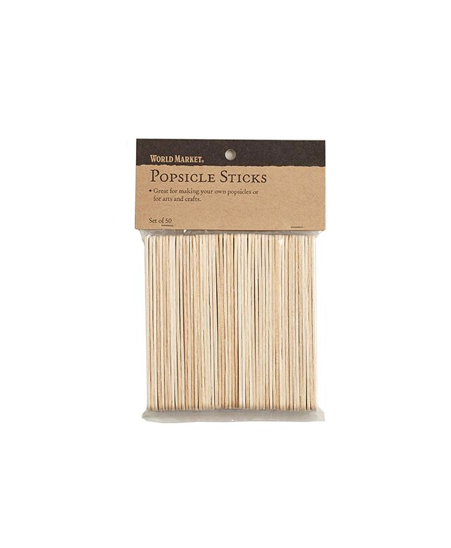 World Market Popsicle Sticks