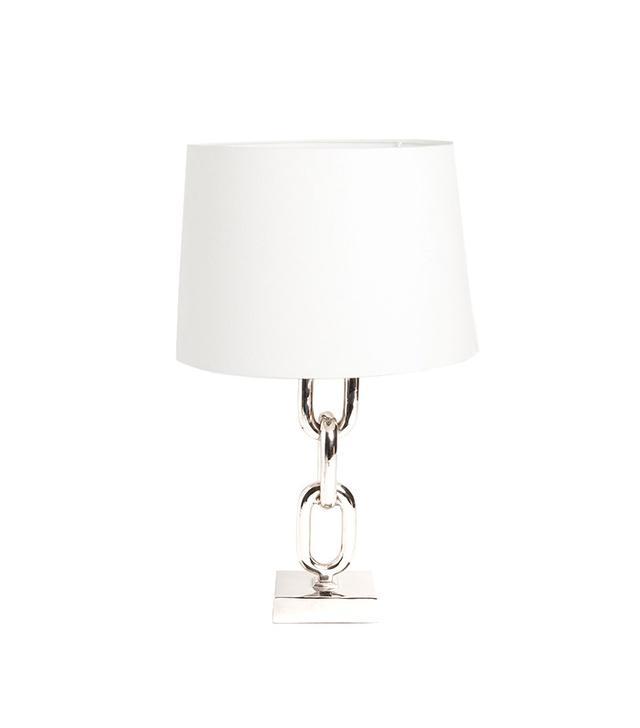 Zara Home Metal Chain Lamp