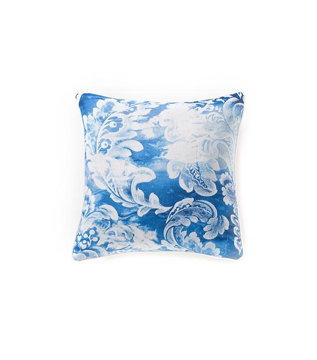 Zara Home Leaves Pillow