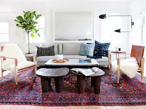 Home Tour: A Hip Couple's Fresh California Bungalow