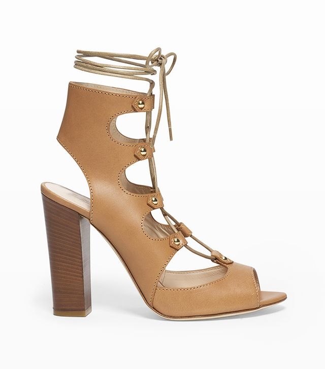 Club Monaco Emili Lace-Up Sandal