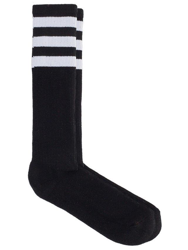 American Apparel Striped Knee-High Socks