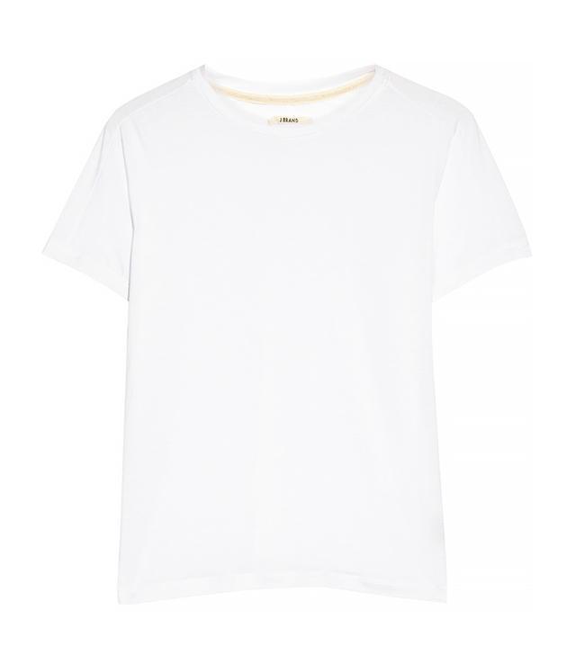 J. Brand Tali Slub Jersey T-Shirt