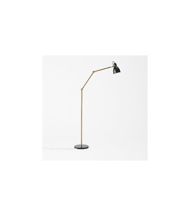 West Elm Industrial Task Floor Lamp