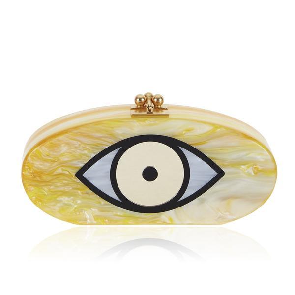 Edie Parker Edie Eye Clutch