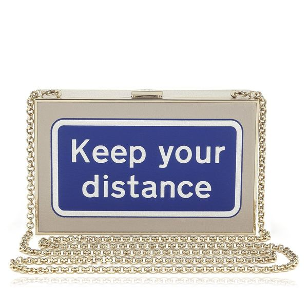 Anya Hindmarch Keep Your Distance Pouch